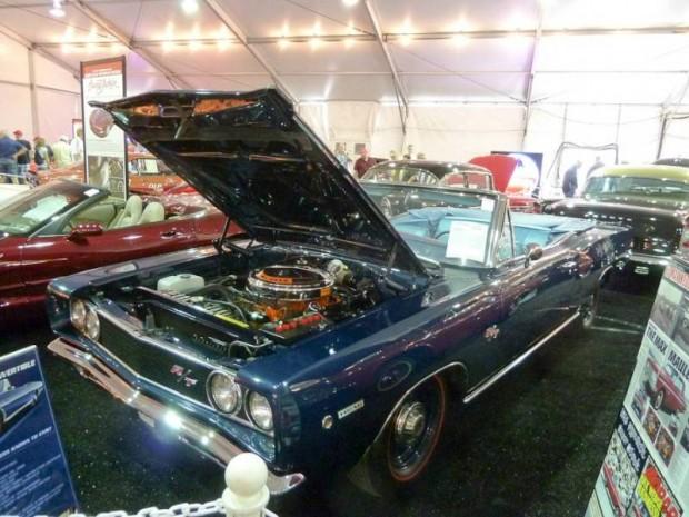 1968 Dodge Coronet R/T Hemi Convertible