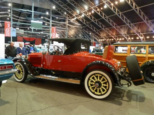 1920 Packard Twin 6 Roadster