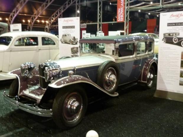 1931 Ruxton Model C 4-Dr. Sedan