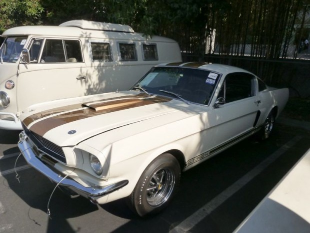 1966 Shelby Mustang GT350H Fastback