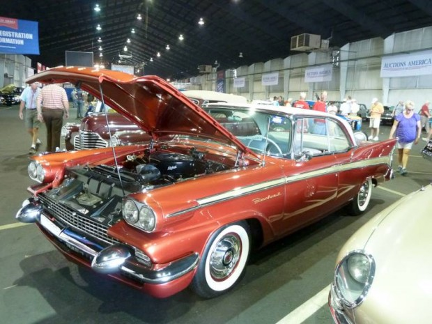 1958 Packard Series 58L Coupe