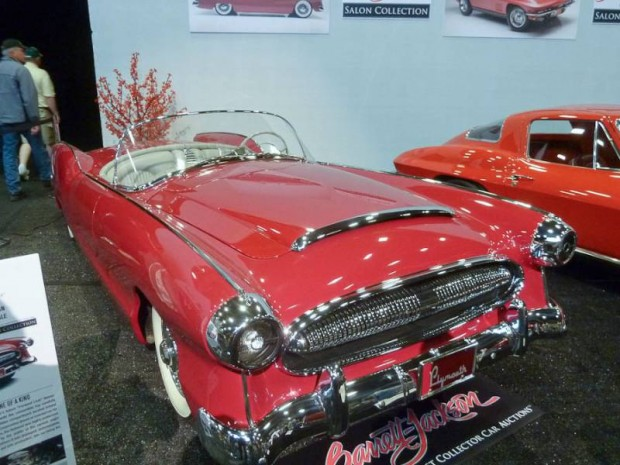 1954 Plymouth Belmont Convertible