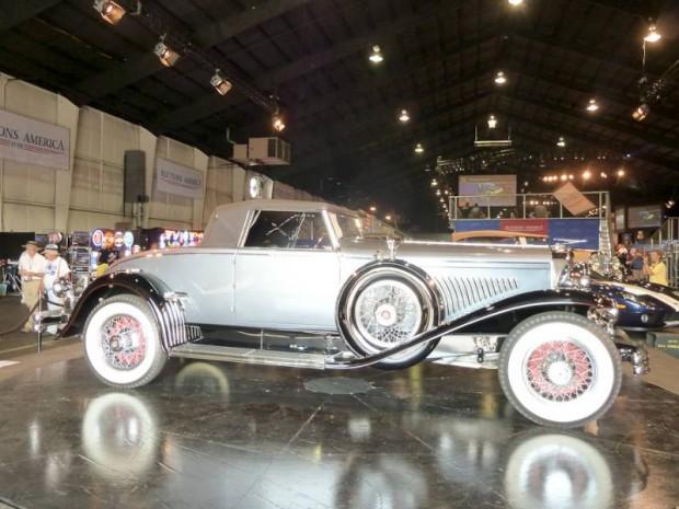 1930 Duesenberg Model J Convertible Coupe