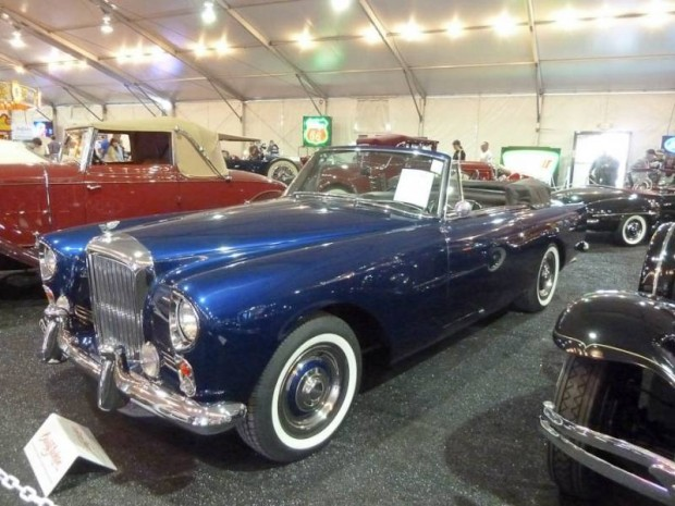 1962 Bentley S2 Continental Drophead Coupe, Body by Mulliner Park Ward