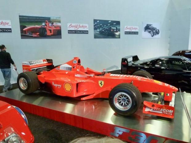 1998 Ferrari F300 Formula 1