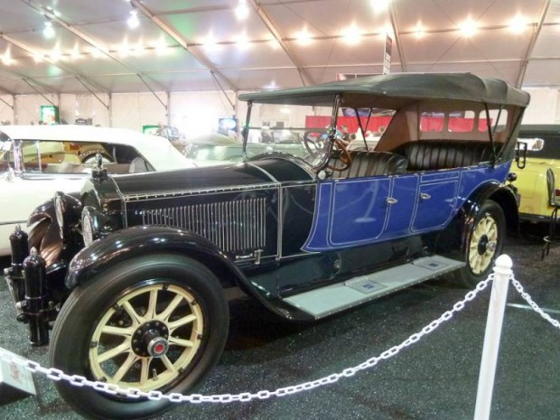 1918 Packard Twin 6 Phaeton