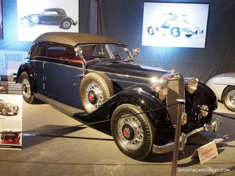 1937 Mercedes-Benz 320 Cabriolet B