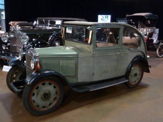 1931 Hanomag 3/16 Coupe
