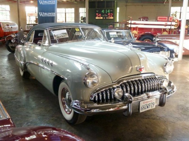 1949 Buick Roadmaster Convertible Coupe