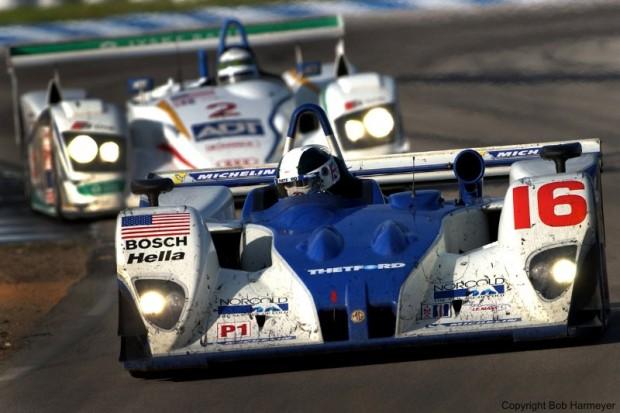 Dyson Racing MG Lola EX257 006/AER, 12 Hours Sebring 2005