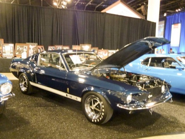 967 Shelby Mustang GT350 Fastback