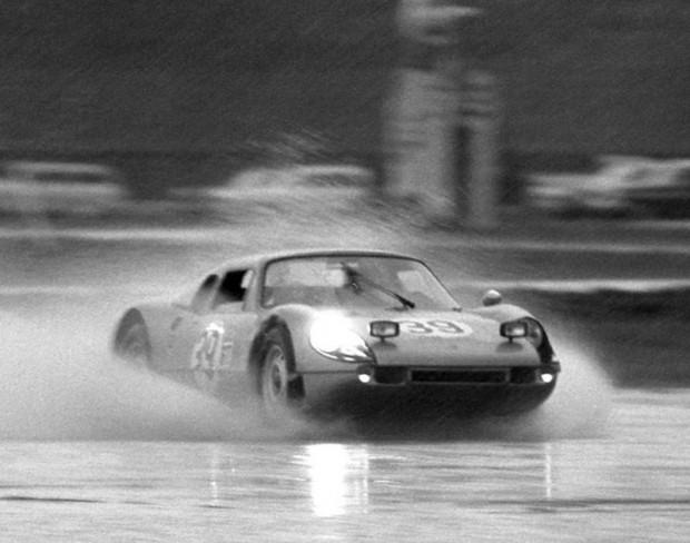 #39 Porsche 904 GTS - Joe Buzzetta and Ben Pon
