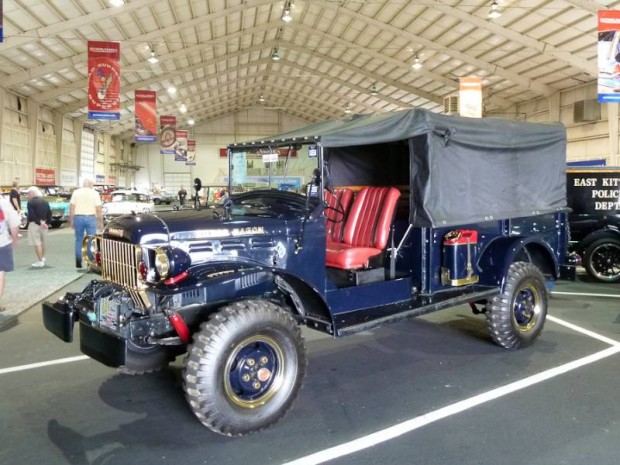 1956 Dodge Power Wagon Personnel Carrier