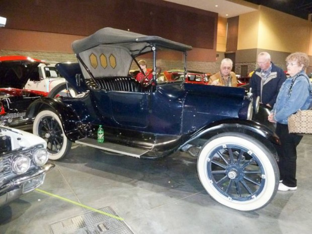 1917 Dodge Brothers Model 30 Roadster