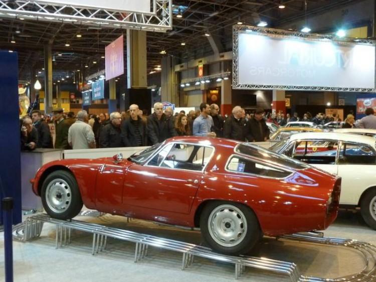Artcurial paris retromobile 2014 auction report for Garage alfa romeo paris