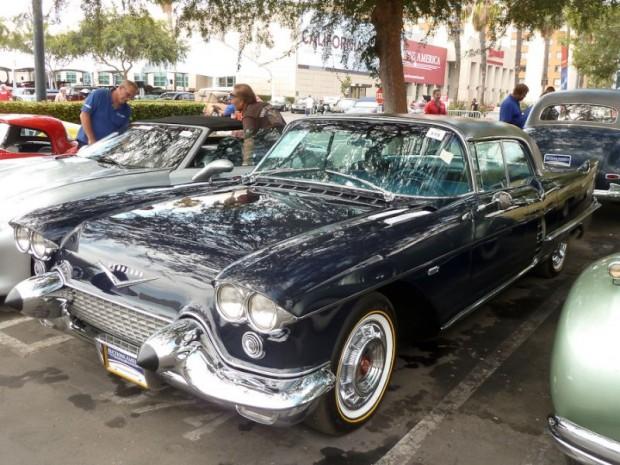 1957 Cadillac Eldorado Brougham 4-Dr. Hardtop