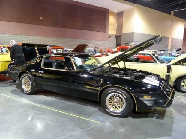 1979 Pontiac Firebird Trans Am Coupe