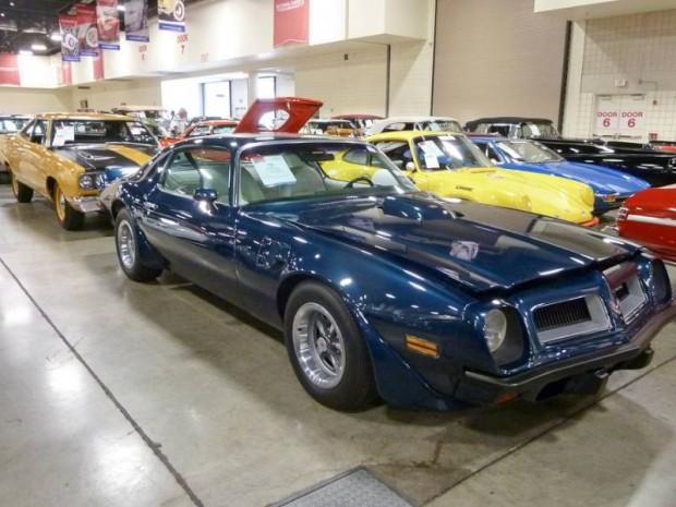 1974 Pontiac Trans Am 455-SD Coupe