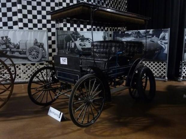 1910 Sears Model P 4 Passenger Motor Buggy
