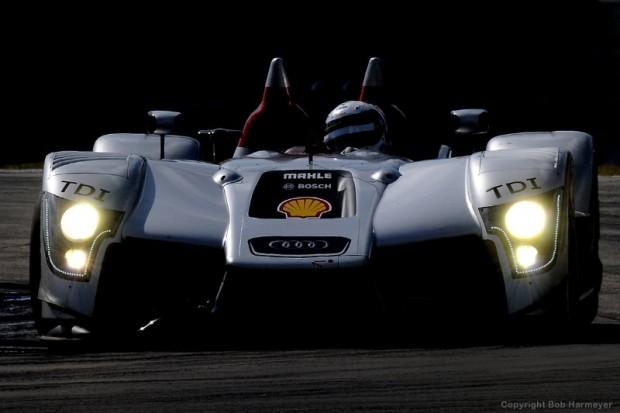 2009 Sebring 12 Hours, winner, Audi R15