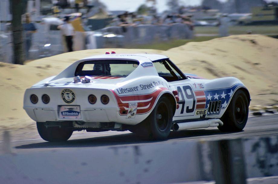 Greendyke-Johnson Corvette