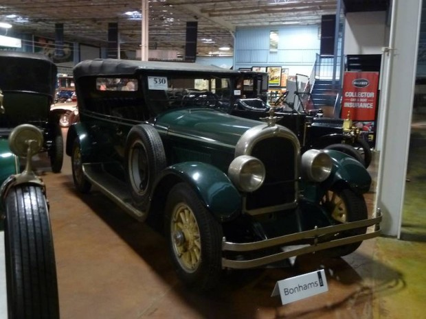 1924 Marmon Model 34 Touring with California Top