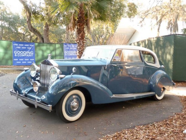 1939 Rolls-Royce Wraith Coupe, Body by Gurney Nutting