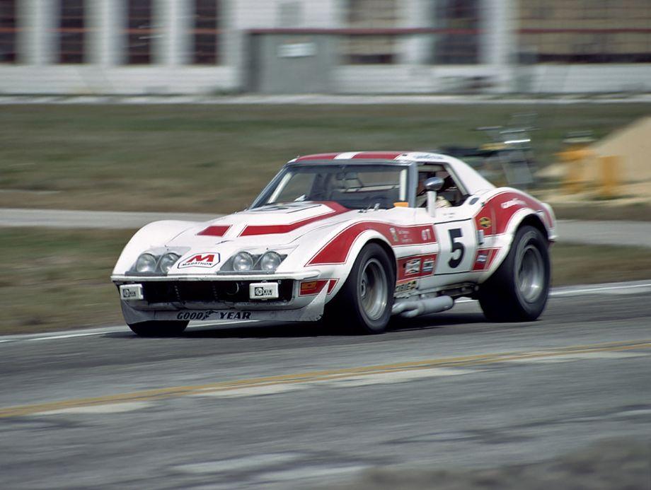 Dave Heinz / Jerry Thompson Corvette at Sebring