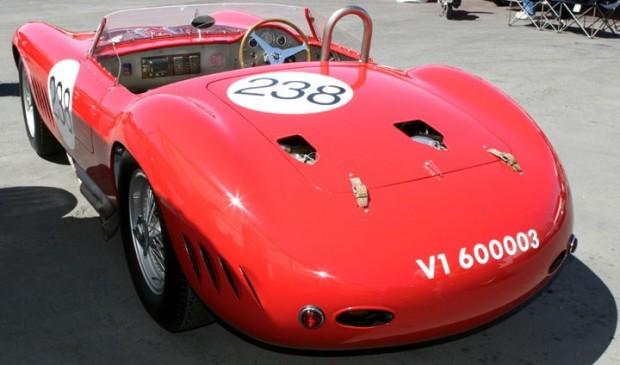 Carroll Shelby, Maserati 300S