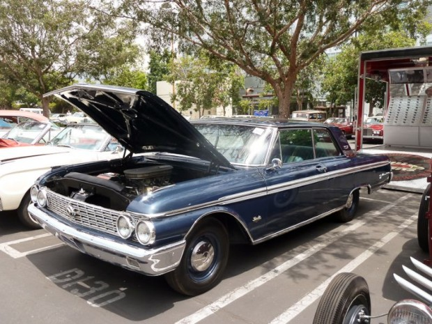 1962 Ford Galaxie 500 2-Dr. Hardtop Club Victoria
