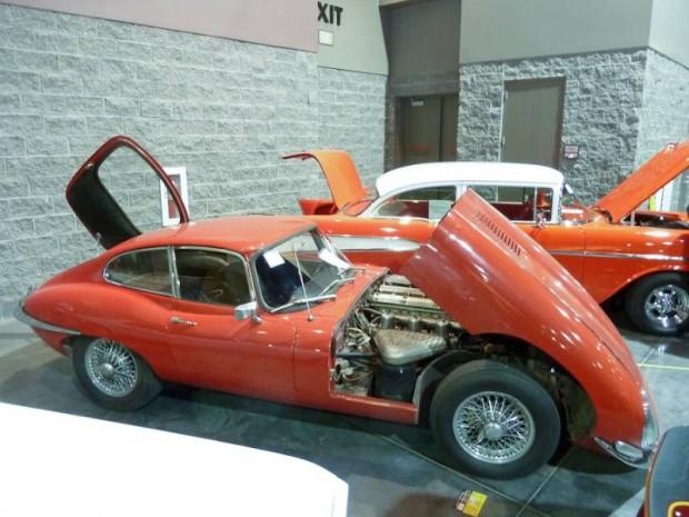 1967 Jaguar XKE SI 4.2 Fixed Head Coupe