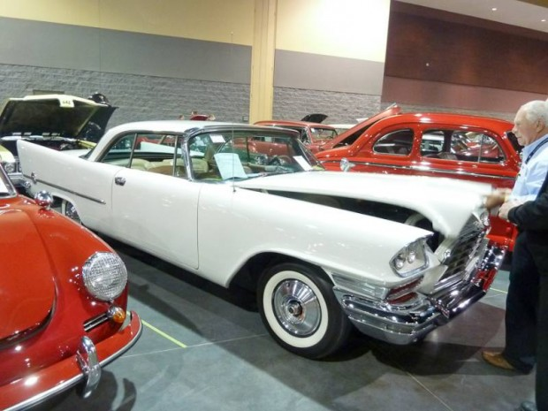 1957 Chrysler 300C 2-Dr. Hardtop