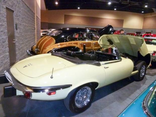 1974 Jaguar XKE SIII V12 Roadster