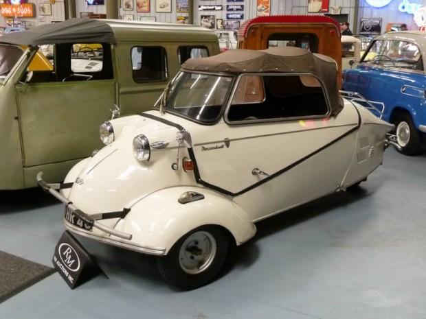 1963 Messerschmitt KR 200 Convertible