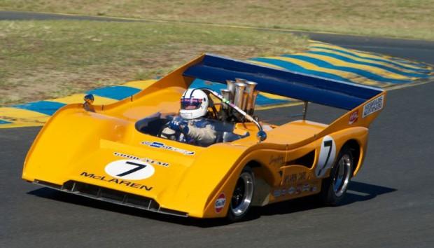 1971 McLaren M8F - Chris MacAllister