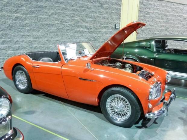 1960 Austin-Healey 3000 Mk I Roadster