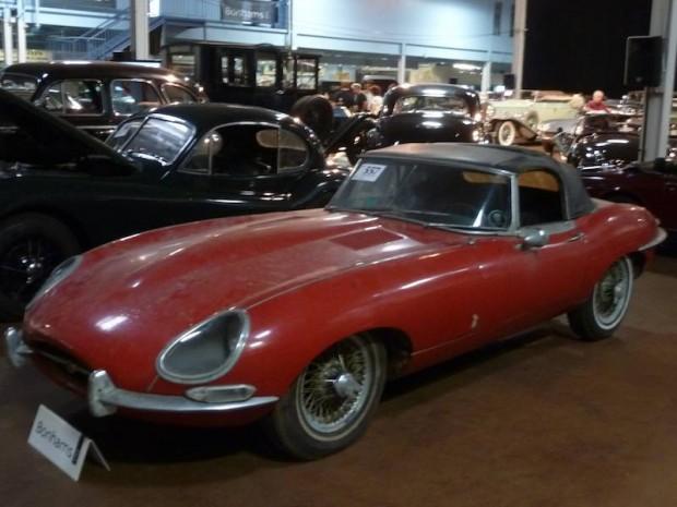 1967 Jaguar XKE SI 4.2 Roadster