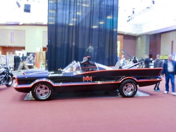 1966 Lincoln Gotham Cruiser Batman