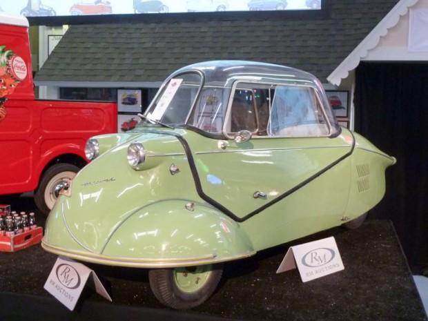 1954 Mi-Val Tipo MO Mivalino