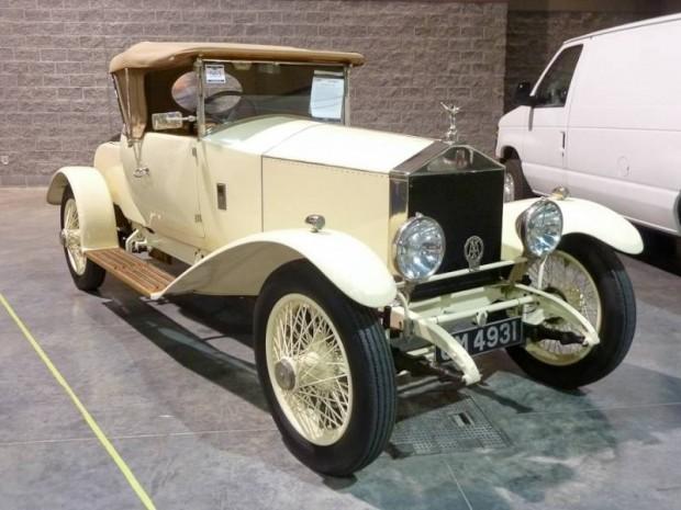 1923 Rolls-Royce Twenty Roadster, Body by William Watson