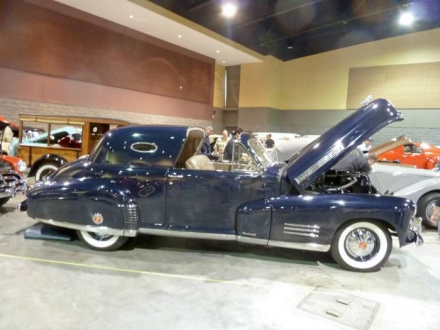 1941 Cadillac Sixty Special Open Front Opera Coupe