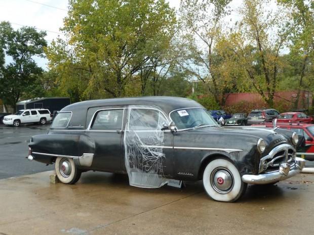 1951 Packard Henney 'Nu-3-Way' Hearse