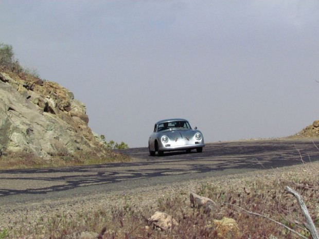 1958 Porsche 356 Carrera GT Coupe