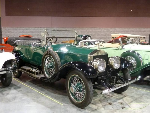1921 Rolls-Royce Silver Ghost 40-50hp Oxford Touring
