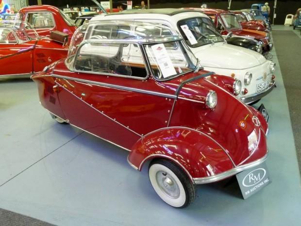 1958 Messerschmitt KR 200 Kabinenroller