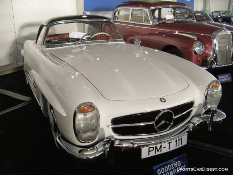 1962 Mercedes-Benz 300SL Convertible