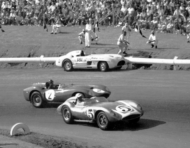 1958 LA Times Grand Prix at Riverside