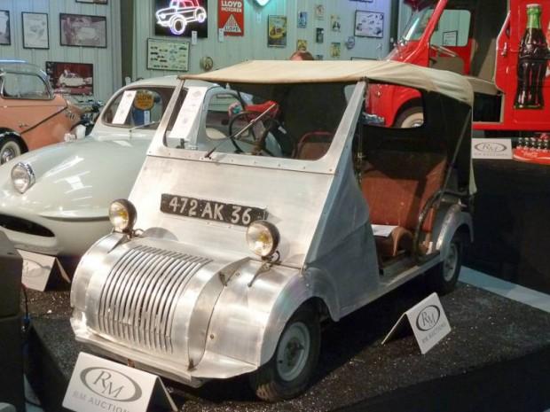 1949 Voisin Biscooter Prototype