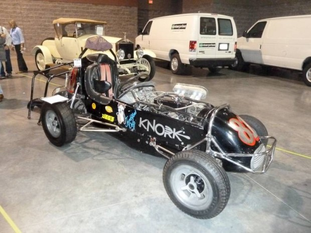 Something is. phoenix midget race cars and equipment