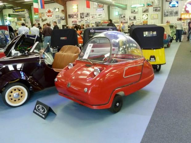 1966 Peel Trident Coupe